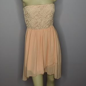 Sirens  cute high - low dress